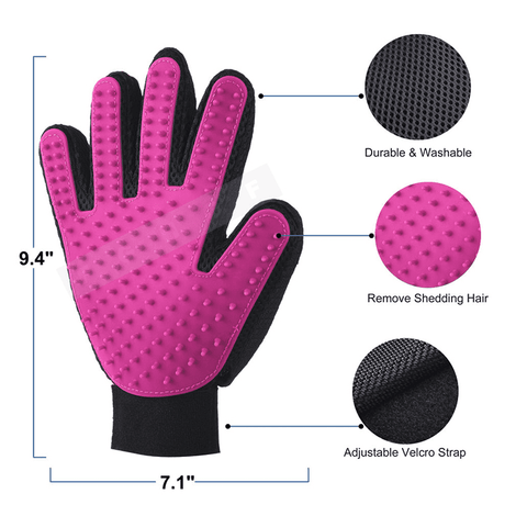 Image of Cat Deshedding Glove, Accessories - catsbeststore