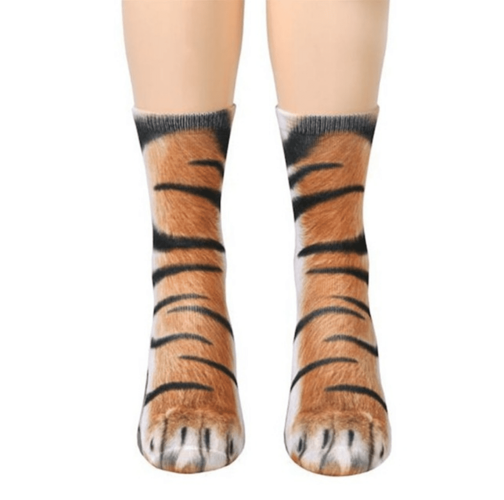 3D Cat Paw Socks, Clothing - catsbeststore