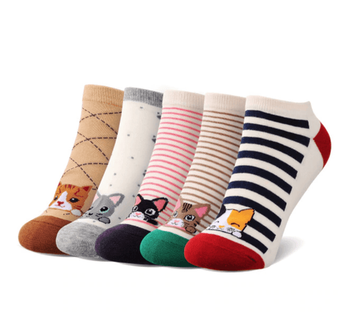 Image of Classy Cat Socks, Clothing - catsbeststore