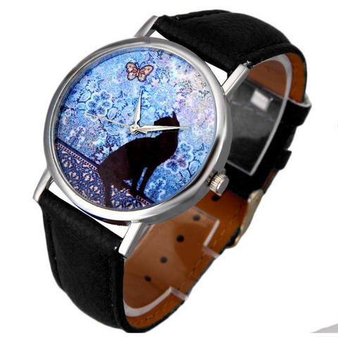 Image of Cute Cat Watch