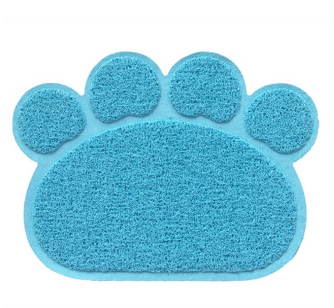 Image of Cat Paw Feeding Mat