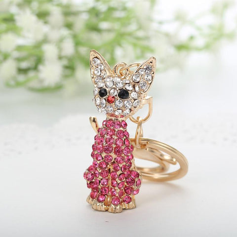 Image of Cat Key Chain, Jewelry - catsbeststore