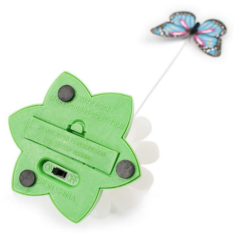 Image of Butterfly Cat Toy, Accessories - catsbeststore