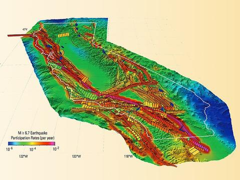Scientists Warn of San Andreas Earthquake 60 Times Stronger Than '94 Northridge