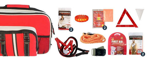 Redfora's Emergency Car Kit