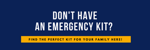 Emergency Kits for 1-6 People