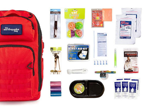 Redfora's Emergency Pet Kits