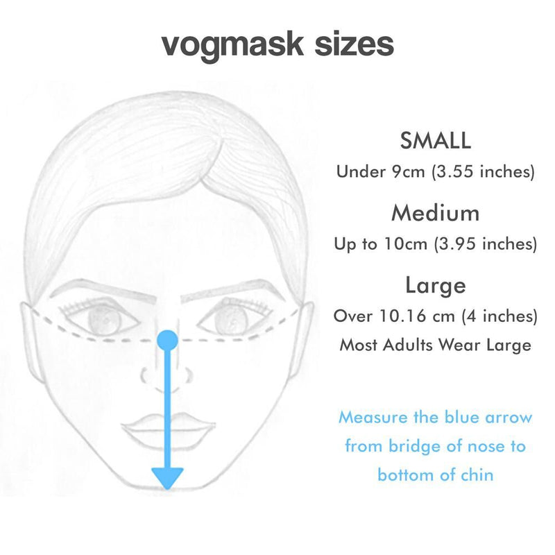 Vogmask Waves Respirator Mask