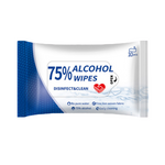 Alcohol Disinfecting Wipes (50-pack)