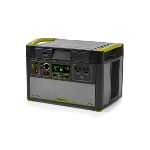 Yeti 1400 Lithium Portable Power Station with Wifi