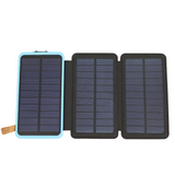 Solar Charger + Light
