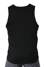 Mens Black Tech Tank