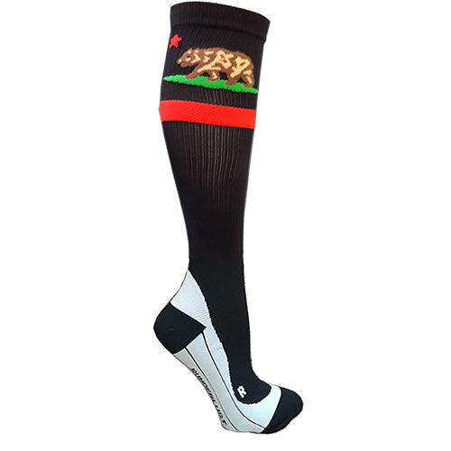 California Bear Compression Socks