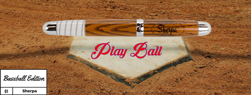 Sherpa Baseball Special Edition Marker Pen Cover