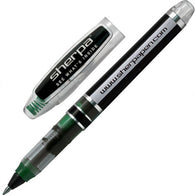 Sherpa Medium Green Roller Ball Pen for Sherpa Pen Covers - Made in Spain