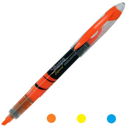 Sharpie Liquid Accent Highlighter - Orange, Yellow and Blue
