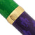 Sherpa Pen States Series: Louisiana Mardi Gras Theme - Sharpie/Pen Cover - Close up of Limited Edition Number