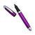 Sherpa Pen Passionate Purple Aluminum Sharpie uni-ball pen cover shell uncapped