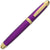 Sherpa Aluminum Classic Passionate Purple and Gold Pen/Sharpie Marker Cover