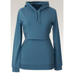 B.Warmer Hoodie - Blue Lake (Medium Only)