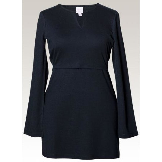 Audrey Tunic - Midnight Blue