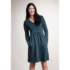 Lotta Dress - Sea Green (Large Only)