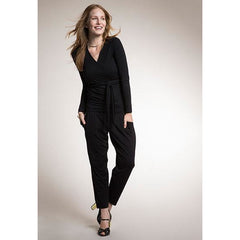 (XS only) Once-On-Never-Off Loose Pants - Black