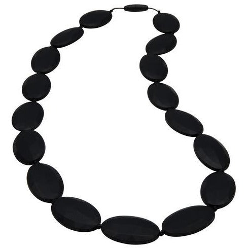 Cheeky Monkey Necklace - Black