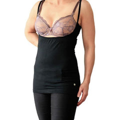 Naked Nursing Tank - Black