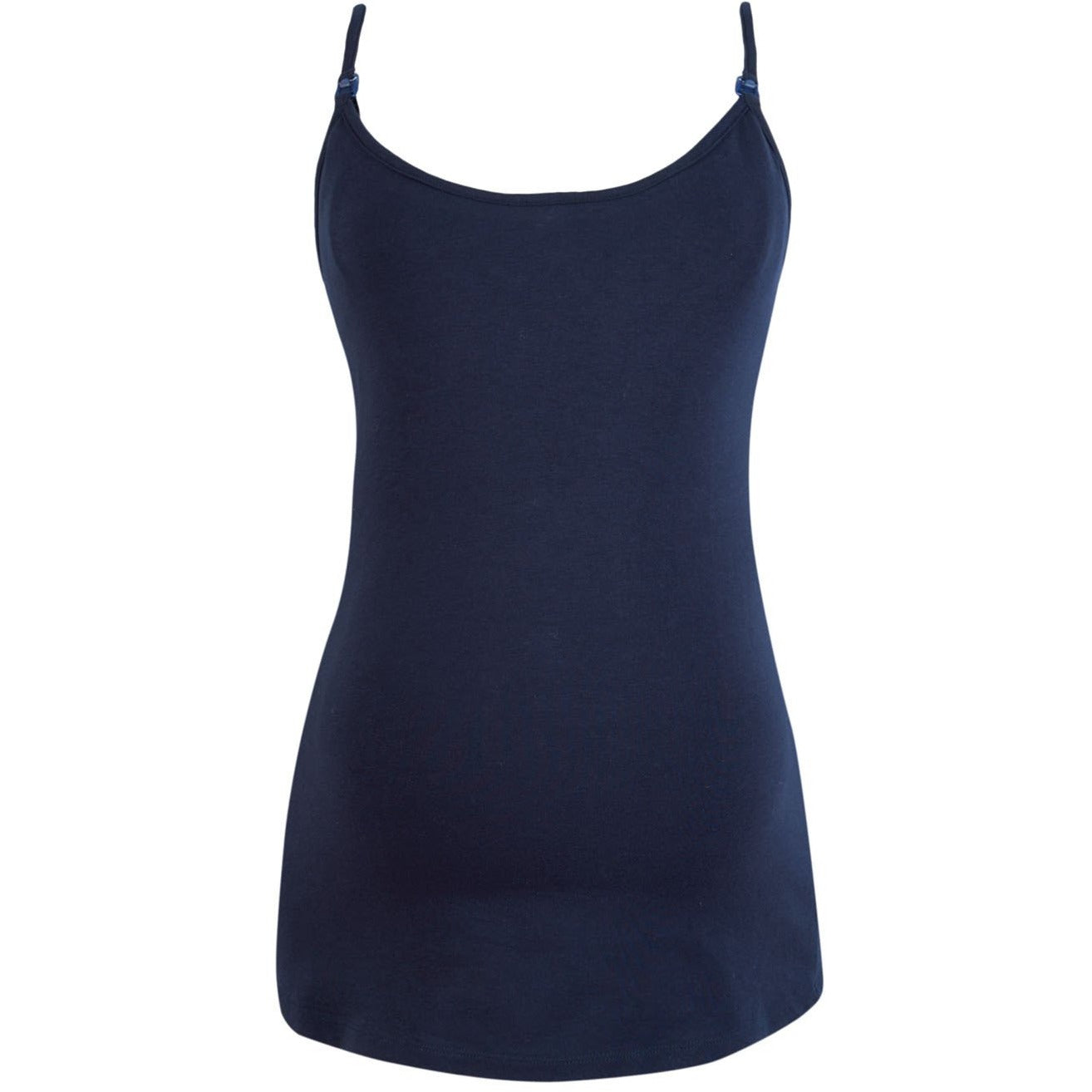 Maternity and Nursing Secret Support Top - Midnight Blue