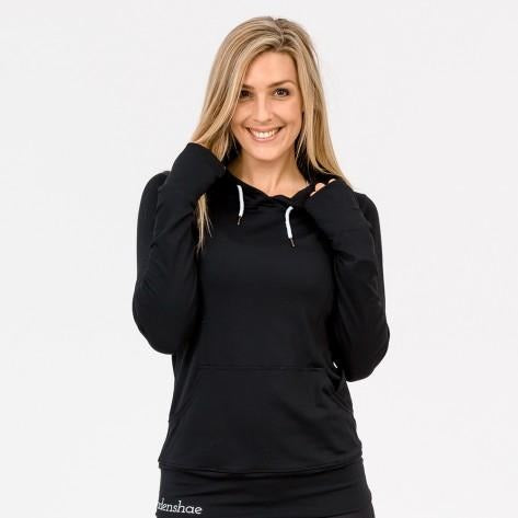 Activewear Hoodie - Black (XL only)