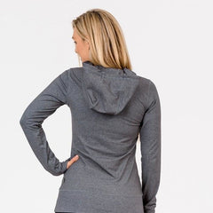 Activewear Hoodie - Grey Marle (XL only)