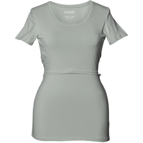 Classic Top - Short Sleeve - Soft Celadon
