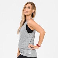 Casual Tank - Grey