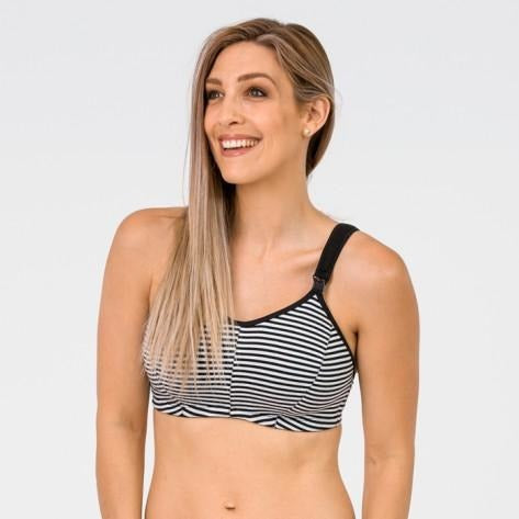 (Size 10 only) Ultimate Bra - Striped