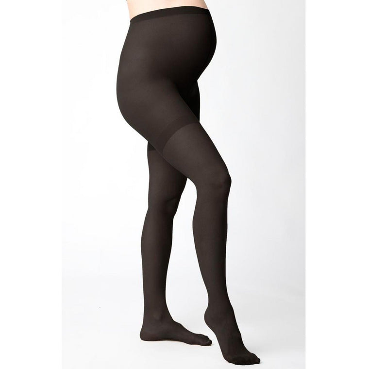 Sheer Hosiery - Black
