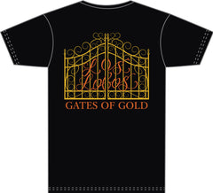 "Los Lobos ""Gates of Gold"" T-Shirt"