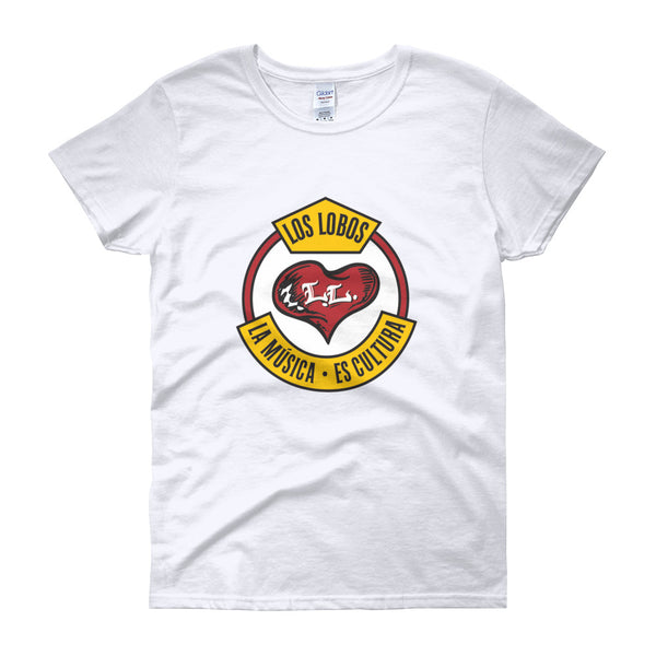 Women's Baby Doll Heart T-Shirt
