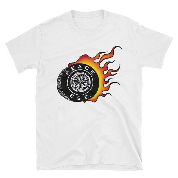 Peace Ese Tire T-Shirt