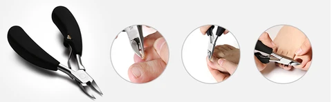 Medical-Grade Nail Clippers | Goinsshop