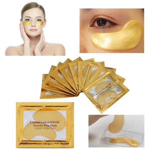 Collagen Eye Mask - 10 PAIRS!