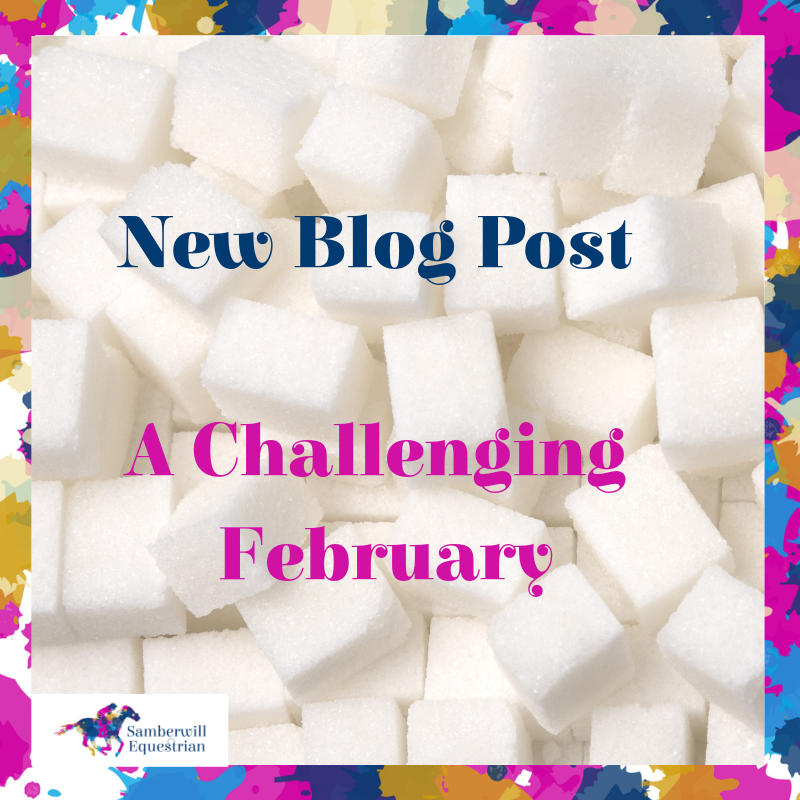A Challenging February!