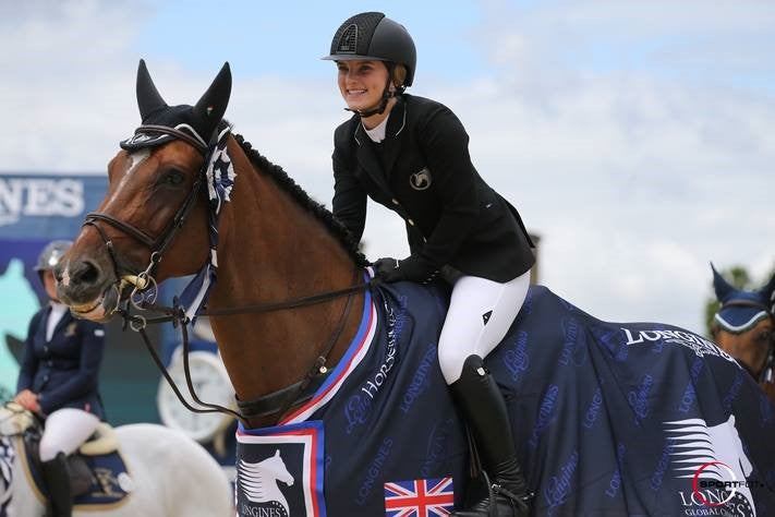 A day in the Life of International Showjumper Emily Moffitt
