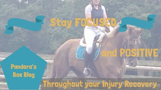 Guest Blog - Stay Focused and Positive Throughout Your Injury Recovery