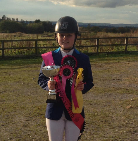 Junior Sponsored Rider - Hannah Ufton