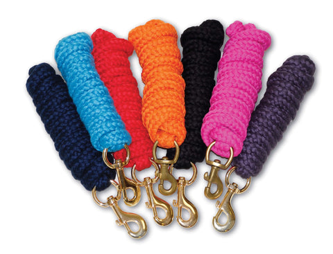 Rhinegold Luxury Lead Ropes