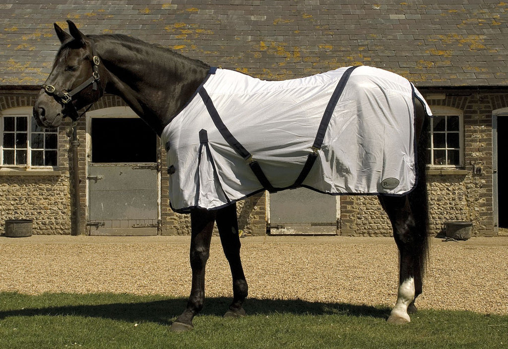 Rhinegold Fly Rug with Neck Cover
