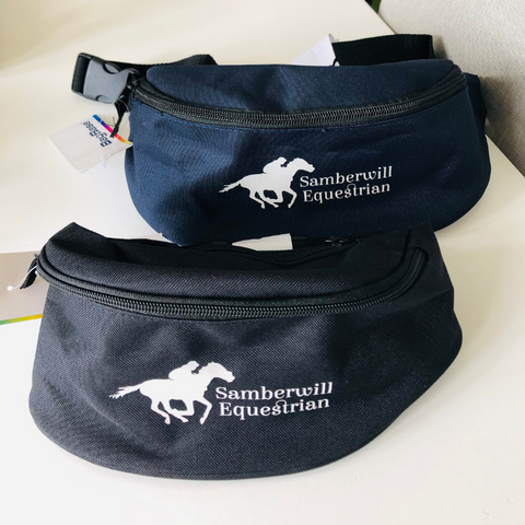 Samberwill Equestrian Belt Bag
