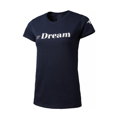Samberwill Equestrian #Dream Navy T Shirt