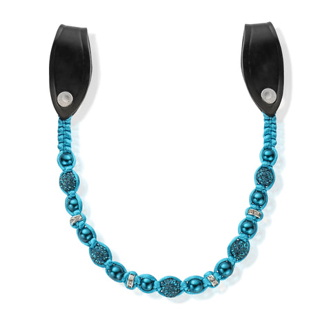 LT Equine Bling Turquoise Browband